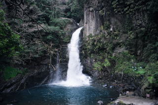 Kawazu-nanataru fall(Japan)