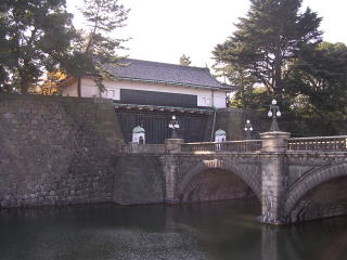 Imperial Palace Outer Garden(Japan)